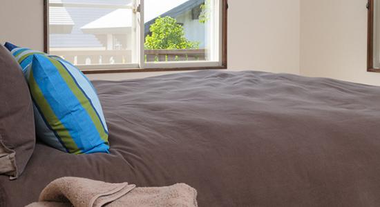 hakuba echoland chalets - luxury - master bedroom