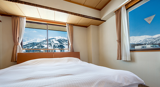 Hakuba Panorama Hotel Family Room 00