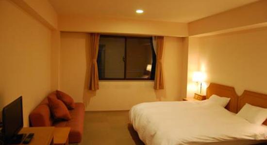 Hakuba Panorama Hotel Western Room 04