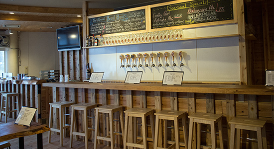 hakuba tap room bar