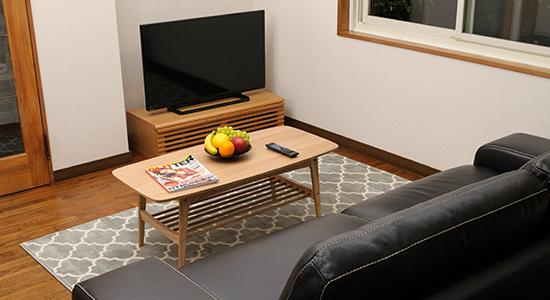hakuba echoland chalets - standard - lounge